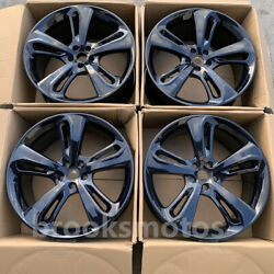 21 Gtc Style Wheels Rims For Bentley Continental Gt Gtc Left And Right Bule