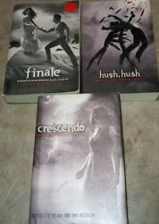 Complete Hush Hush series All books included in very good condition