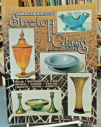 American Iridescent Stretch Glass Identification And Value Guide Antiques Madeley