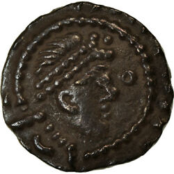 [890647] Coin Great Britain Anglo-saxon Sceat 675-690 Pedigree Au Silver