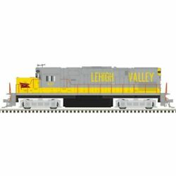 Atlas 40004025 N Scale Alco C420 Lv Lehigh Valley 408 W/ Dcc And Sound