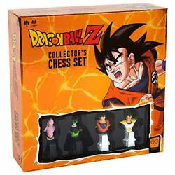 Dragon Ball Z Collector's Chess Set   Custom Sculpted Chess Pieces Dbz Heroes...