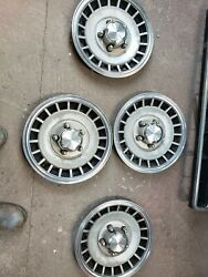 Ford Truck Hubcaps Used