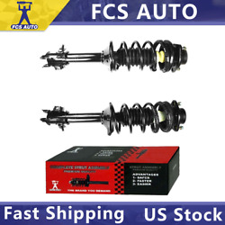Fits 2000-2001 Altima Rear Shock Strut And Coil Spring Assembly - Fcs Auto