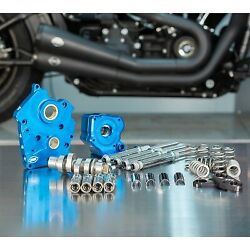 Sands 310-1116 Cam Chest Kit 540c Chain Drive Water Cooled Harley M8 17-20