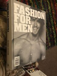 Fashion For Men Magazine Issue 04 Winter 2014 / Spring 2015 Collection Book