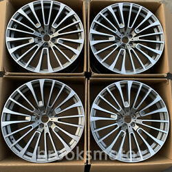 22 New Mult Spoke Style Gray Forged Wheels Rims Fits 2019+ Bmw G07 X7 5x112