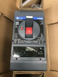 Ge Guardeon G Frame Pg600 2-pole Moulded Case Circuit Breaker Pgfc2at0400