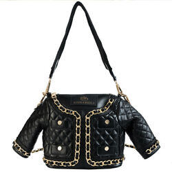 Womanand039s New Lingge Chain Bag Shoulder Bags Creativity Clothes Styling Handbag