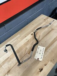 I- 1997 Nissan 240sx S14 Oem Thin Ac Line From Firewall To Ac Drier