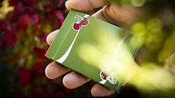 Mts Cherry Casino Fremonts Sahara Green Playing Cards By Pure Imagination Pro...