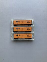 Micro Trains N Scale Special Run Pacific Fruit Express 3 Car Set