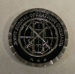 Joint Special Operations Command Jsoc Tier-1 Nsa/css Rep Ncr Challenge Coin