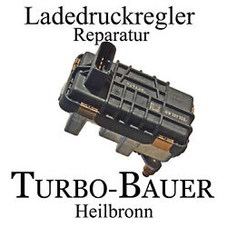 Turbocharger Charging Pressure Controller Volvo S80 Ii As D5 Awd 2401 Cc 136 Kw