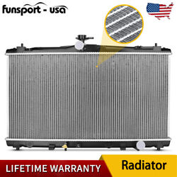 Radiator For Toyota Fit 13-18 Avalon Hybrid Xle Es350 12-17 Camry 2.5 3.5l