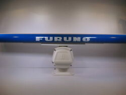 Furuno Rsb-0074-062 W/ Rtr-062 12kw Gearbox W Antenna Tested Working
