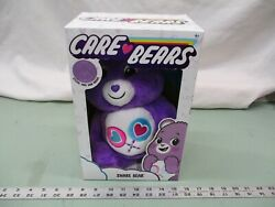 Care Bears Special Care Coin Share Bear Purple Collectible Figures Teddy Toy Fun