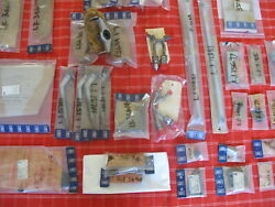 1 Lot Rolls-royce Rb-211 Parts - From Trans World Airlines / Lockheed L-1011