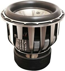 Earthquake Sound Holees 15 Subwoofer Driver 7000w Rms Dual Vc 1ohm New