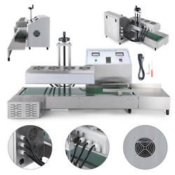 Continuous Induction Sealer Automatic Induction Bottle Sealing Machine 20-80mm