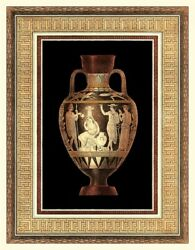 Art-print-moses-decorative-etruscan-earthenware-iii-on-paper-canvas-or-framed