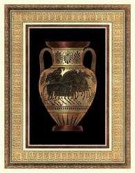 Art-print-moses-decorative-etruscan-earthenware-ii-on-paper-canvas-or-framed