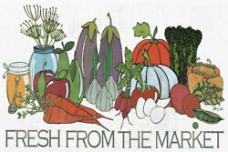 Art-print-welsh-food-fresh-from-the-market-on-paper-canvas-or-framed