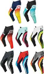 Answer Racing Youth Syncron Pants - Mx Motocross Dirt Bike Off-road Boys Girls