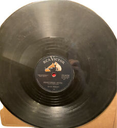 Elvis Presley Heartbreak Hotel/i Was The One 78 Rpm Rca Victor New Orthophonic