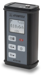 Gamma Beta Detector And Radiation Survey Meter At6130 With Bluetooth+software