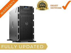 Dell Poweredge T430 4 X 3.5 Bays 1x E5-2670 V3 64gb Memory