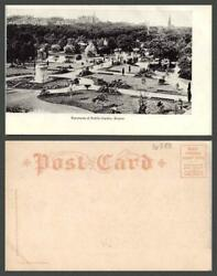 MASSACHUSETTS Boston VINTAGE POSTCARD