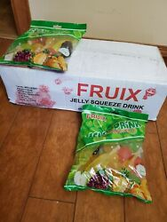 Dely Gely Fruix-gely Fruit Jelly 1 Box= 12 Bag 15pc In Bag