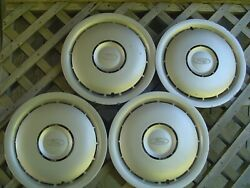1986 1987 1988 Ford Taurus Hubcaps Wheel Covers Center Caps Vintage Classic