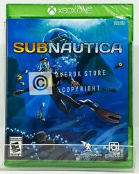 Subnautica - Xbox One - Brand New | Factory Sealed