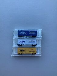 Micro Trains N Scale Special Run Ntrak Nmra Convention Thanks To Pittsburg Set