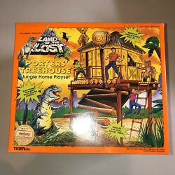 Vintage Land Of The Lost Porter's Treehouse Playset Tiger Toys New Sealed