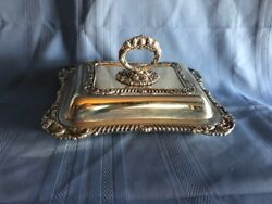 International Lord Robert Sterling Covered Vegetable Dish
