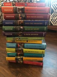 Survivors Erin hunter lot of all books both series plus extra book