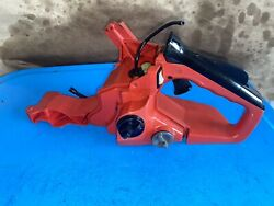 Redmax Gz4000 Chainsaw Rear Handle Fuel Oil Tank Assembly Oem