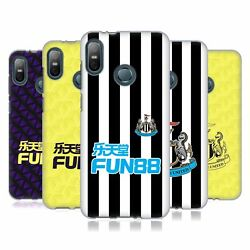 Official Newcastle United Fc Nufc 2020/21 Crest Kit Gel Case For Htc Phones 1