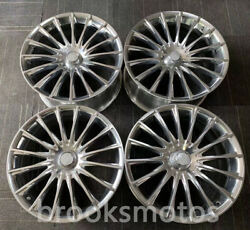 19 S65 Staggered Polishing Style Wheels Rim For Mercedes Benz W222 S Class S600