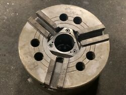 8 Howa Machinery 3 Jaw Power Chuck, H027m8r-487 / H027m8, A2- Mount, Used