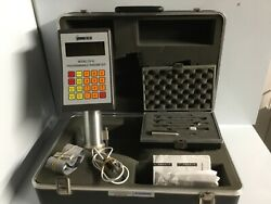 Brookfield Dv-iii Ultra Programmable Rheometer With Case And Extra Tools
