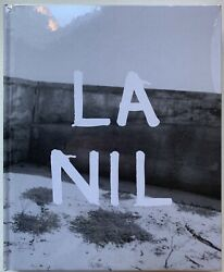 Julian Schnabel La Nil Paintings Book First Edition 2016