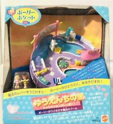 Vintage 1997 Polly Pocket Pool Party Magical Swimabout New Japan 🇯🇵 Htf