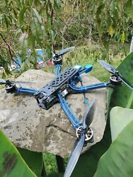 7 Long Range Fpv Freestyle Drone Quad Bnf Frsky Crossfire