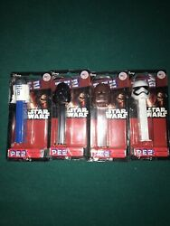 Star Wars Pez Collectible Lot