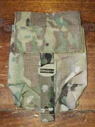 Firstspear 100 Rd Linked Ammo Pocket 6/9 Molle Multicam Utility Pouch 5.56 7.62