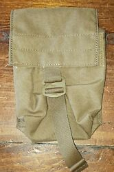 Firstspear 100 Rd Linked Ammo Pocket 6/9 Molle Coyote Brown Gp Pouch 5.56 7.62